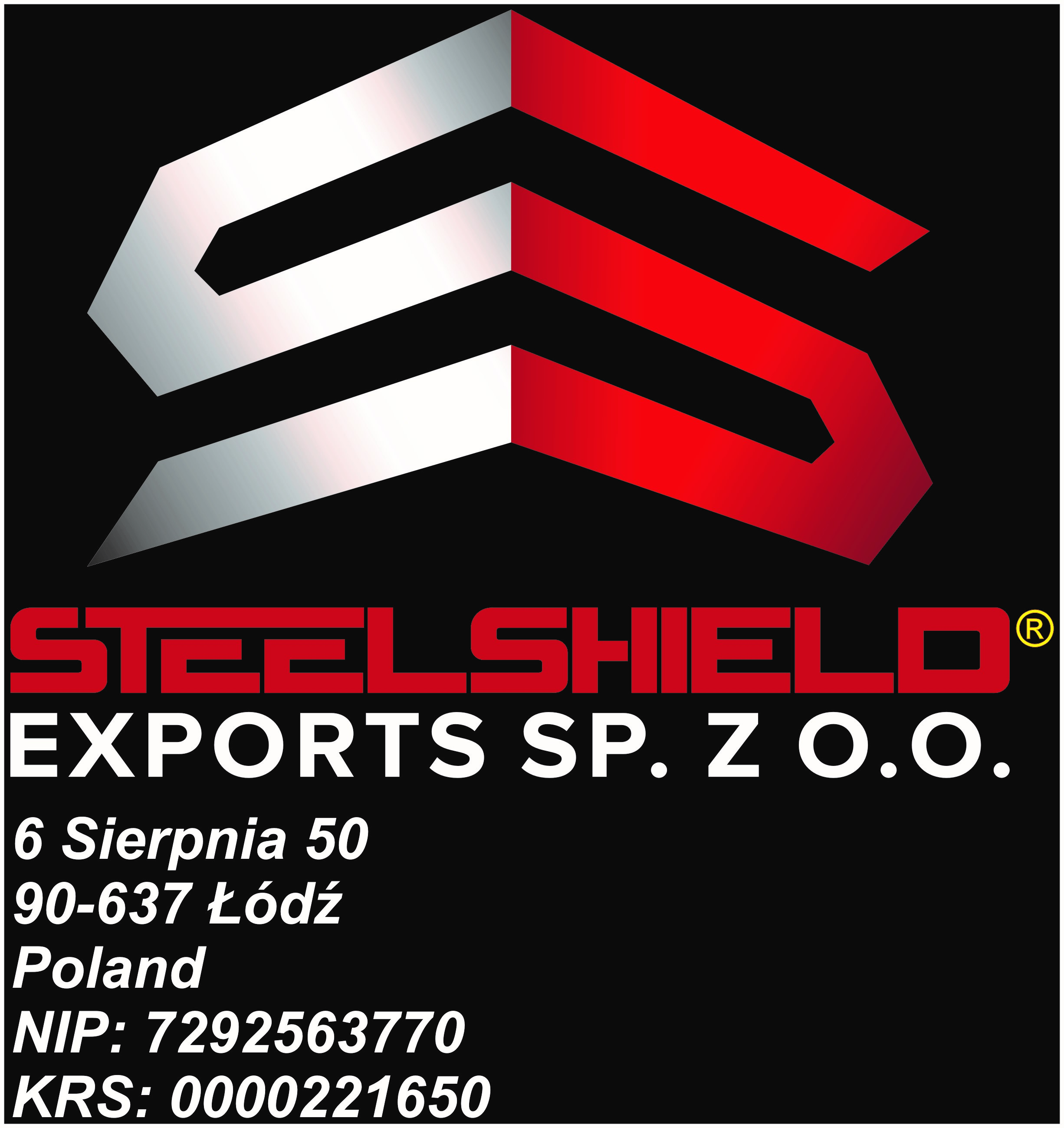 STEELSHIELD EXPORTS Sp. z o.o.