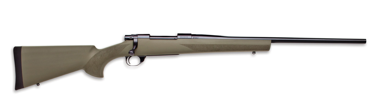 HOWA BARRELLED ACTION 375RUGER BLUE