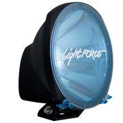 FILTER AND COVERS FOR GENESIS DRIVING LIGHTS, WITH LIGHTFORCE LOGO