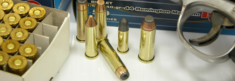 Sporting and hunting ammunition