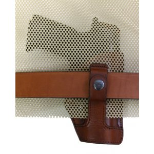 """21/1 LEATHER VERTICAL TUCKABLE CONCEALED CARRY HOLSTER"""