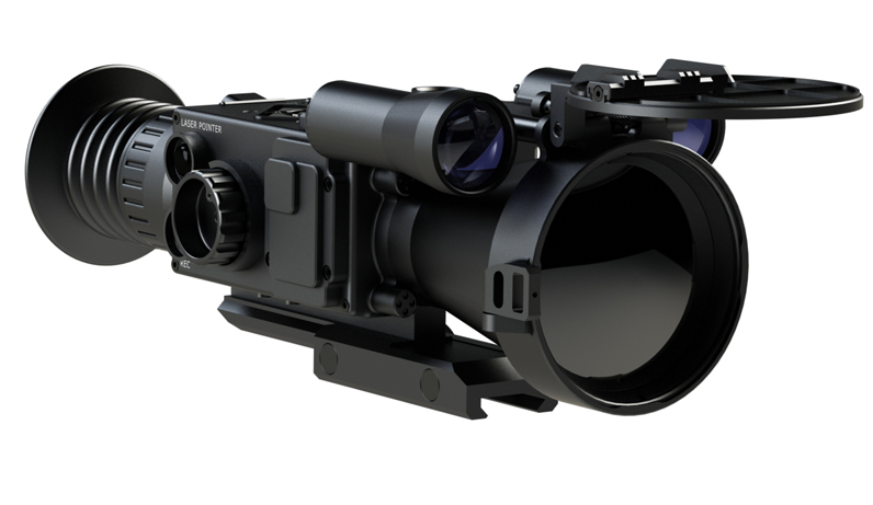 Robotic thermal weapon sighting system ODINN MK2 60/100