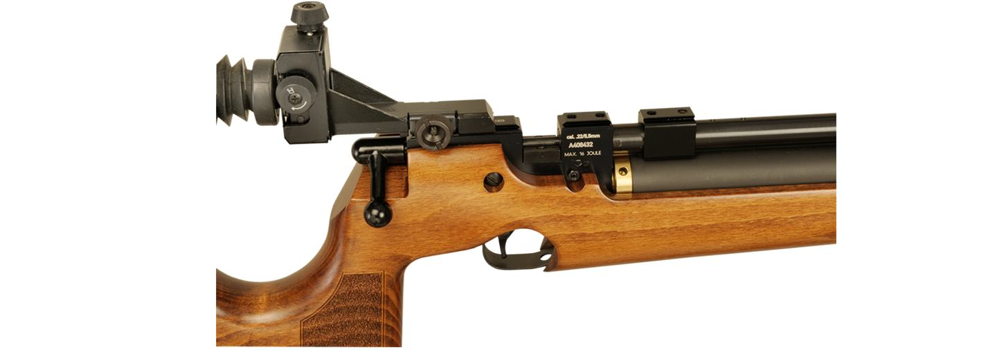 Air Arms S200 Target air rifle