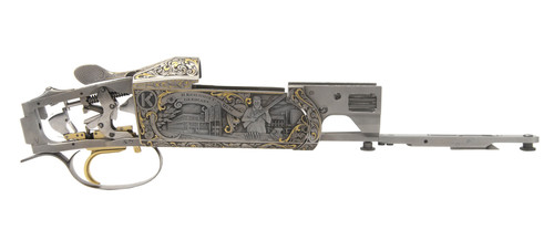 """History Of Krieghoff"" - 130th Anniversary - K-80 Receiver/Iron ONLY - 110130R"