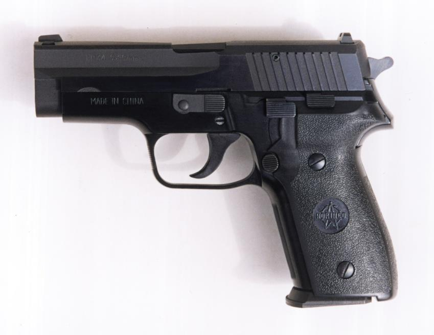 NORINCO Pistol Model Model NP34