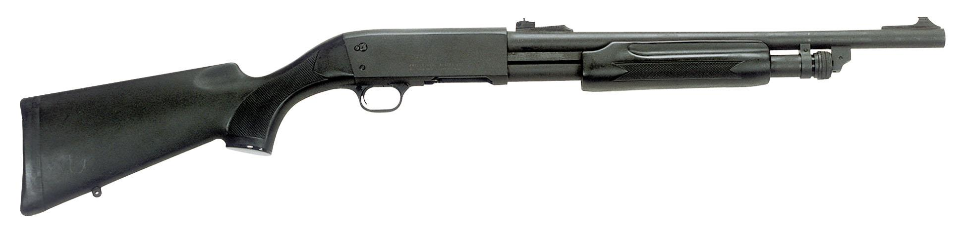 NORINCO pump action shotgun (Down Ejecting)
