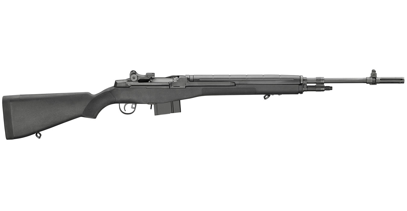 Springfield M1A Loaded Black Synthetic Stock