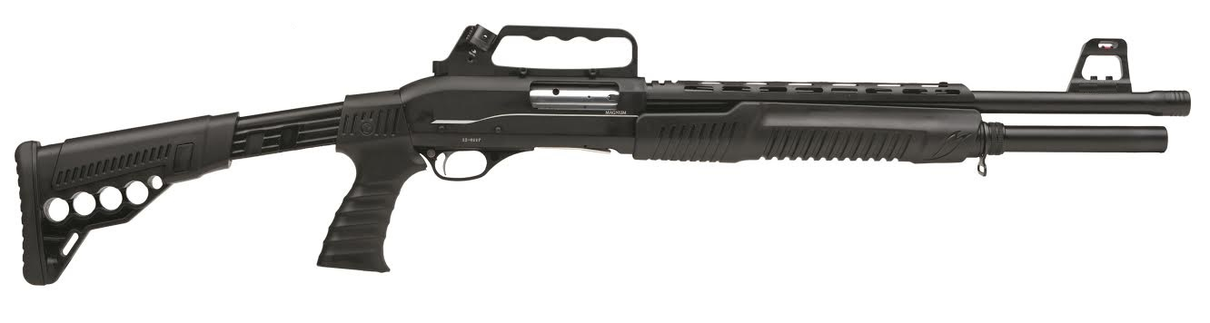 SEZER Pump Action Shotgun