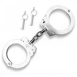 TCH handcuffs model 800 standard with chain