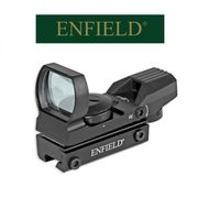 ENFIELD® 1X22X33 RED/GREEN DOT SIGHT, 11MM MOUNT