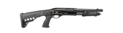 Barak Pump Action Shotgun 4