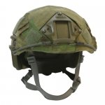 OPS HELMET COVER FOR OPS-CORE FAST BALLISTIC HELMET IN A-TACS FG