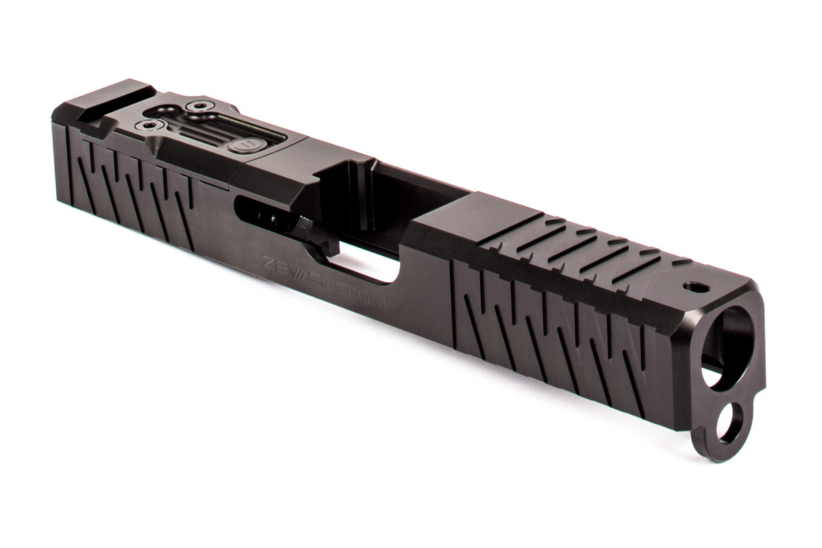 Z19 CARBON ENHANCED SOCOM STRIPPED SLIDE GEN 1-3 GLOCK SLIDE UPGRADE FOR DPP