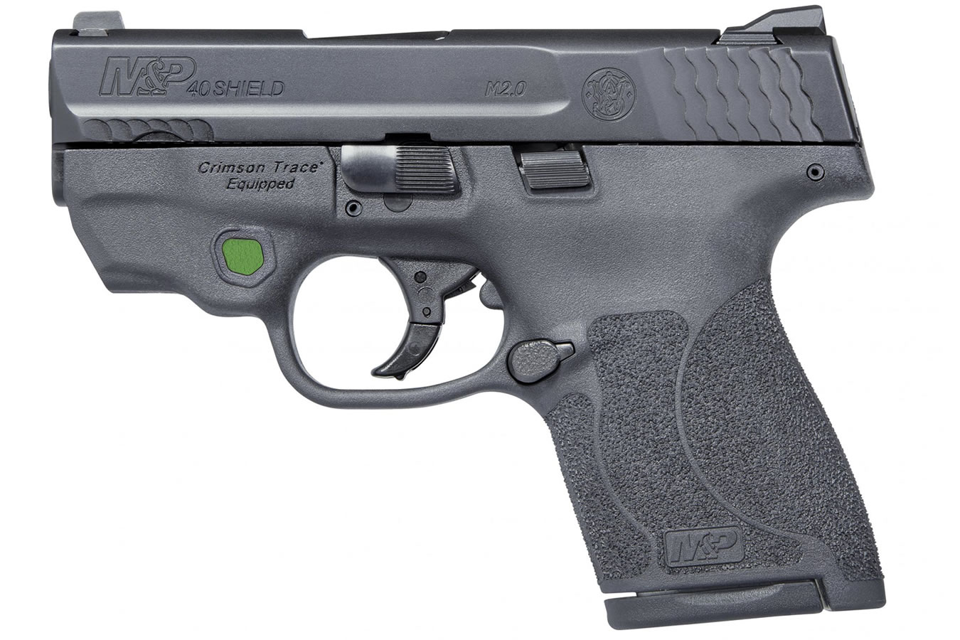 S&W MP40 Shield M2.0 Green Crimson Trace Laser.