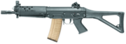 Assault Rifle  SG 553