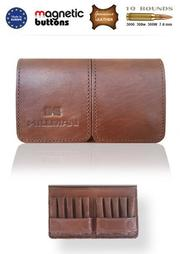 HILLMAN DOUBLE CARTRIDGE POUCH - 819