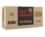 TOP DEFENCE .38 Special cartridges
