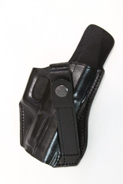 """21/2 LEATHER CANTED TUCKABLE CONCEALED CARRY HOLSTER"""