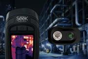 Seek thermal imaging deviceReveal XR Fastframe black