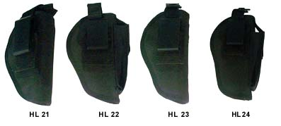 """Holsters  HL20Series"""
