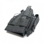Tactical Pistol Holster & Mag Pouch