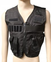 """555 FULLY EQUIPPED TACTICAL VEST"""