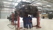 Armoured Vehicle Technical Maintenance