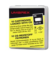 Umarex CS Gas Cartridges.