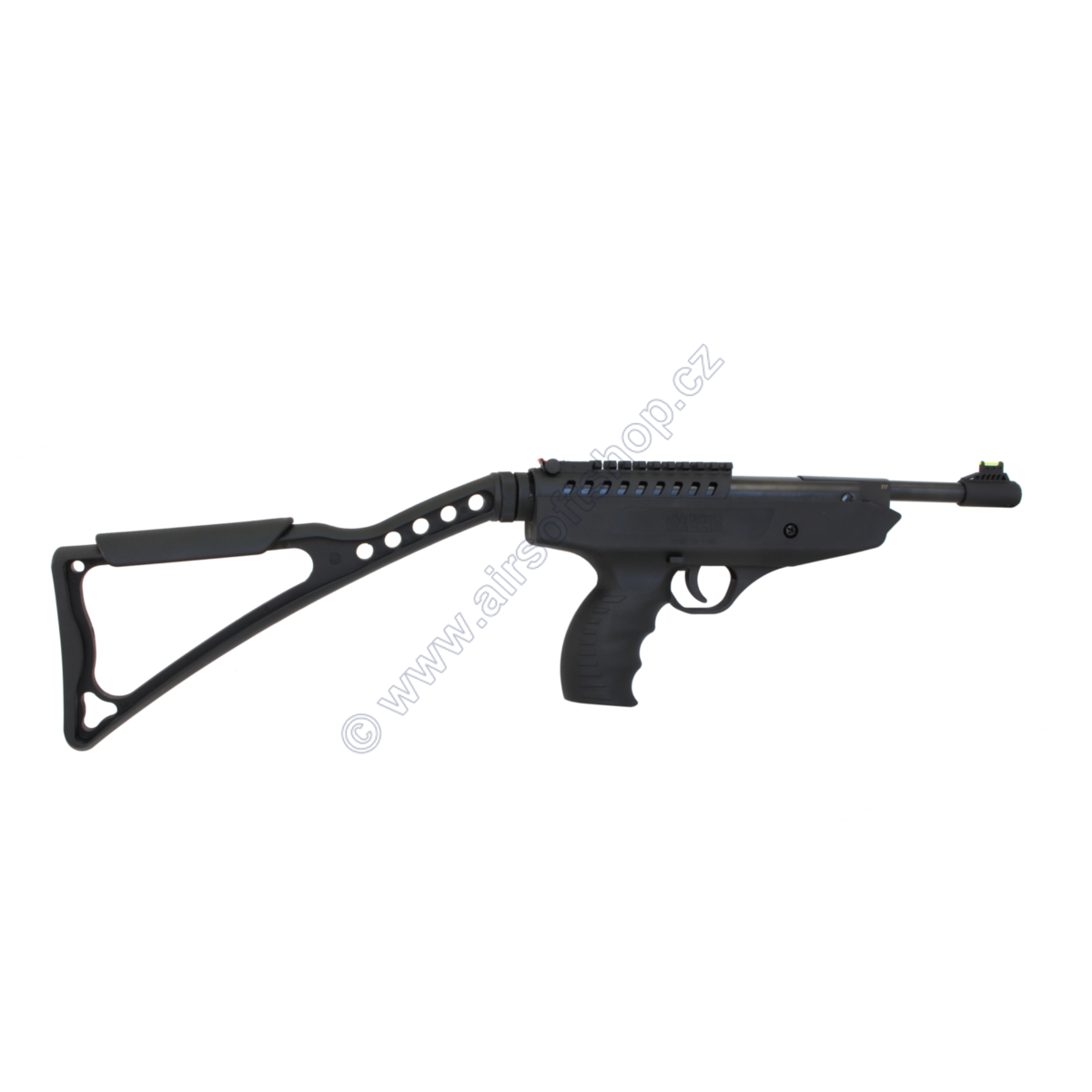 Swiss Arms M Fire 4,5mm D