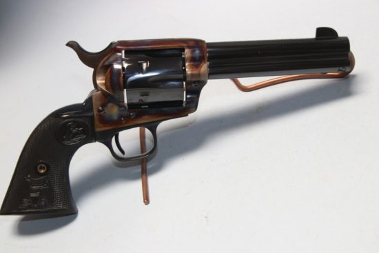 Colt  Single Action Army.