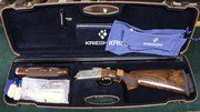 Krieghoff K-80 F/R Vienna Scroll Engraving.