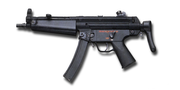 9mm MP5 Sub-Machine Gun