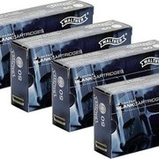 1000 Walther blank cartridges 9mm P.A.K.