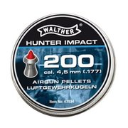 Walther Hunter Impact 4,5 mm 200 pcs.