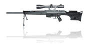 SEMI AUTOMATIC PRECISION SNIPER RIFLE PSR 90