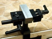 VISE FOR PRECISION MECHANICS