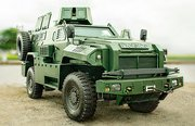 Mine Resistant Ambush Protected Vehicle (MRAPs)