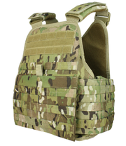 MODULAR OPERATOR PLATE CARRIER WITH MULTICAM®