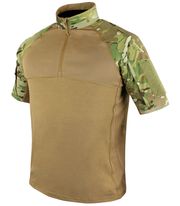 SHORT SLEEVE COMBAT SHIRT WITH MULTICAM®
