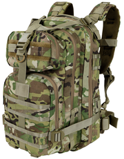 COMPACT ASSAULT PACK WITH MULTICAM