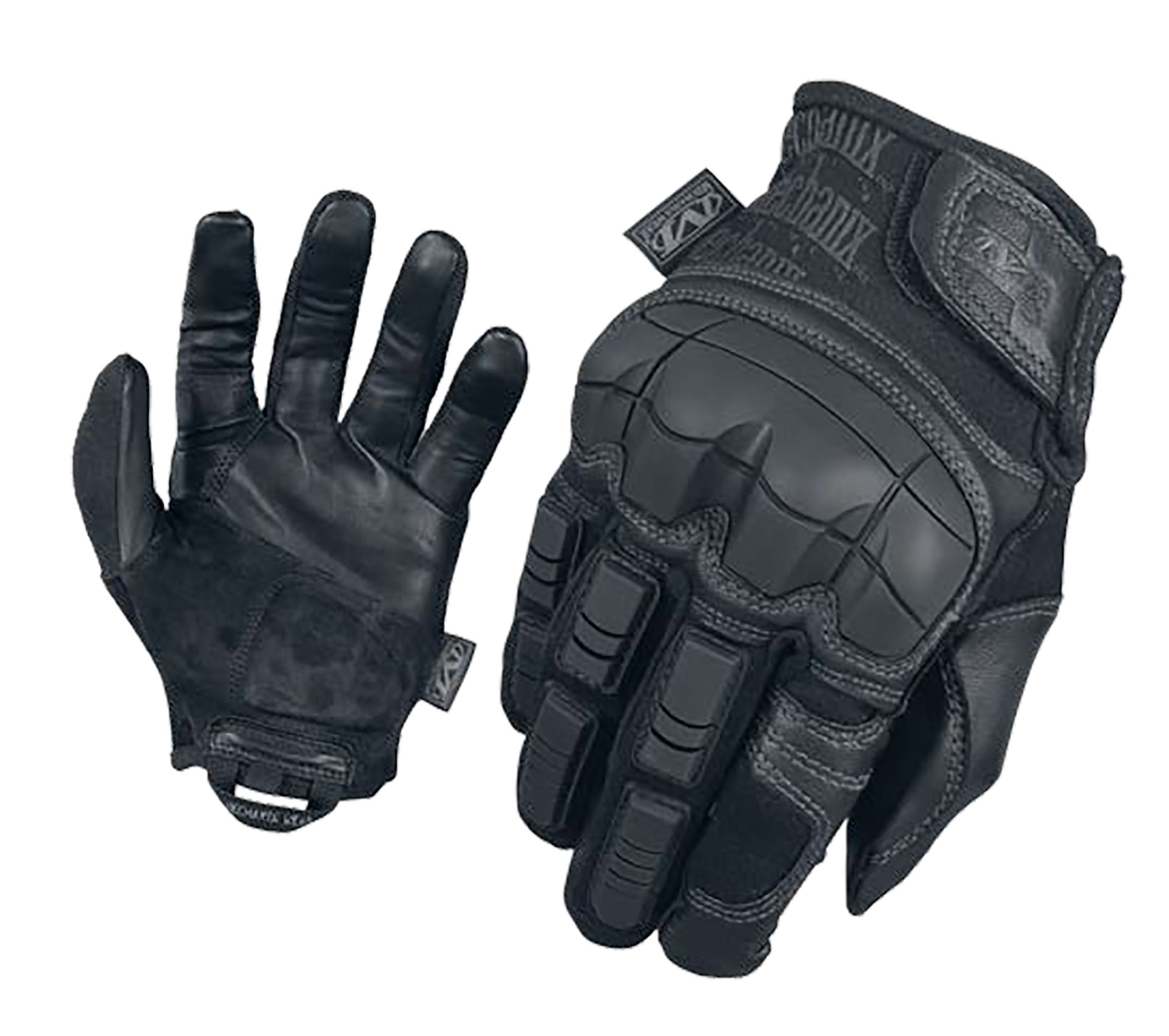 MECHANIX GUANTO BREACHER NERO