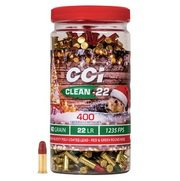CCI Christmas Edition Clean-22 High-Velocity