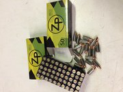 9MM 115 Grain TMJ NAS3 BOX of 50 Rounds.