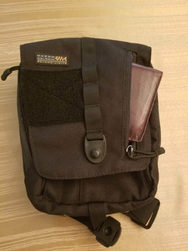 Marom Dolphin Tactical Concealed Carry Sling Bag