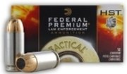 9mm HST Tactical P9HST1 124 Grain Jacketed Hollow Point CASE 1000 rounds
