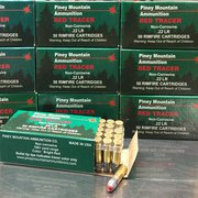 Piney Mountain Ammunition .22 LR Tracer