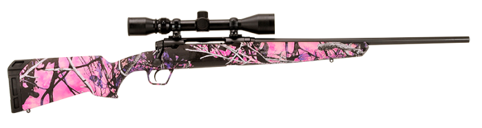 Savage Axis XP Youth Muddy Girl