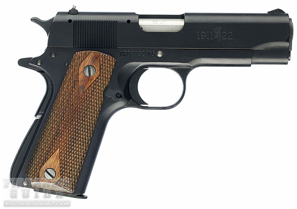 Browning 1911-22 A1 Compact.