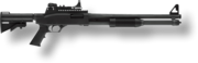 FN Tactical Police Shotgun (TPS) with Collapsible