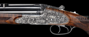 Johann Fanzoj Vierling (Sidelock Four-barrelled hunting rifle)